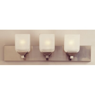 Sylvan 3-Light Bath Bar