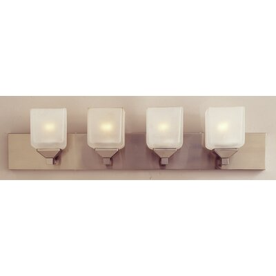 Sylvan 4-Light Bath Bar