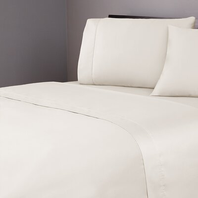 Labat Pillowcase Color: White, Size: King