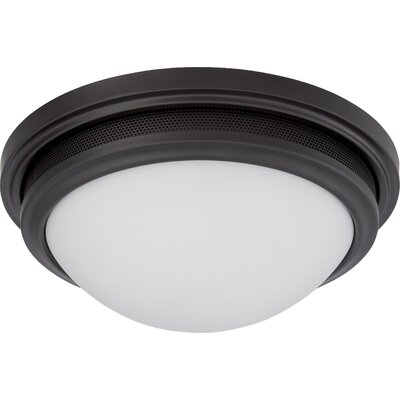 Smithton 1-Light Flush Mount