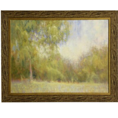 Serenity Framed Painting Print