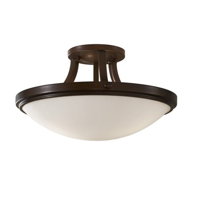 Clouser Semi Flush Mount