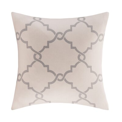 Allard Fretwork Print Throw Pillow