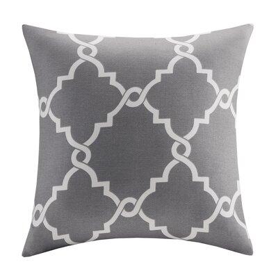Allard Fretwork Print Throw Pillow