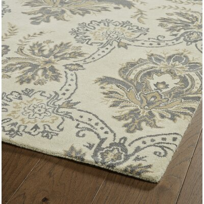 Mariemont Hand-Tufted Ivory Area Rug