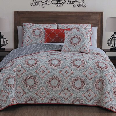 5-Piece Audrey Quilt Set