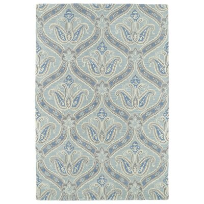 Mariemont Hand-Tufted Spa Area Rug Rug Size: Rectangle 9 x 12