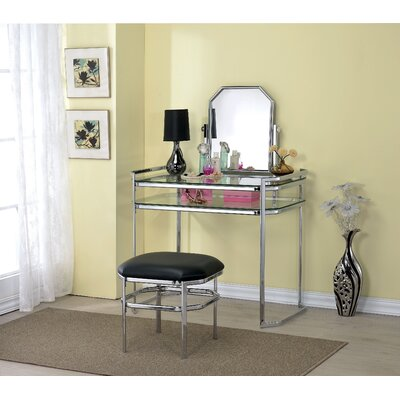Shorewood Dresser with Mirror