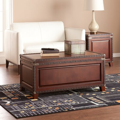 Newton Coffee Table Trunk
