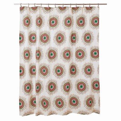 Selvidge 100% Cotton Shower Curtain