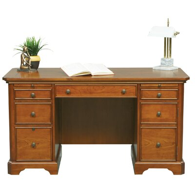 Chester Executive Desk with Drawers
