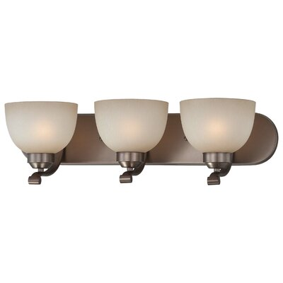 Alcott Hill Stivers 3-Light Vanity Light