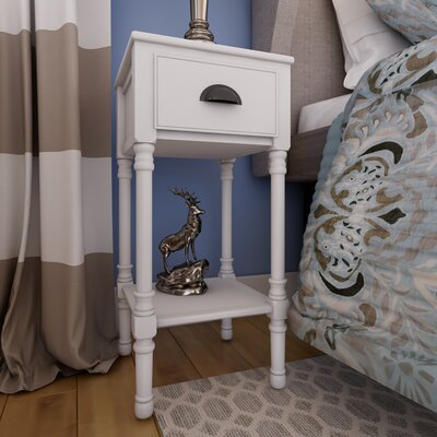Orangetown 1 Drawer Accent Table