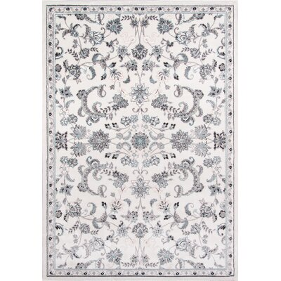 Kinsley Ivory Area Rug Rug Size: Rectangle 311 x 57