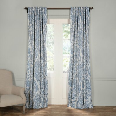 Trafalgar Blackout Thermal Single Curtain Panel