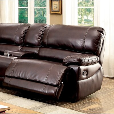 Newmont Sectional Right Recliner Chair