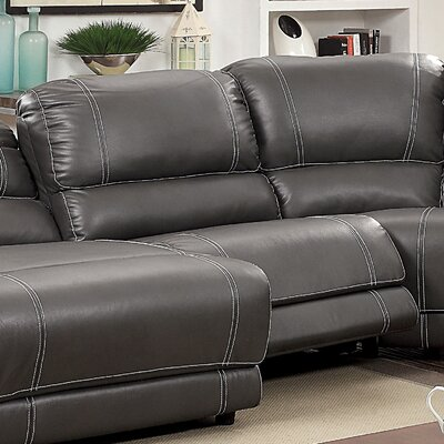 Newmont Sectional Reclining Armless Chair