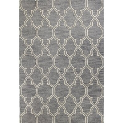 Octavia Hand-Tufted Grey Area Rug