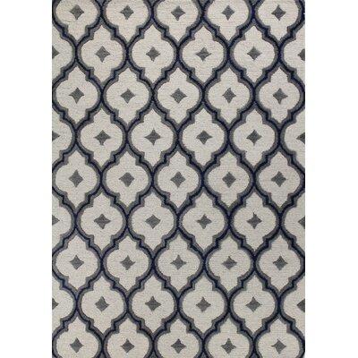 Alcott Hill Odile Hand-Tufted Ivory Area Rug