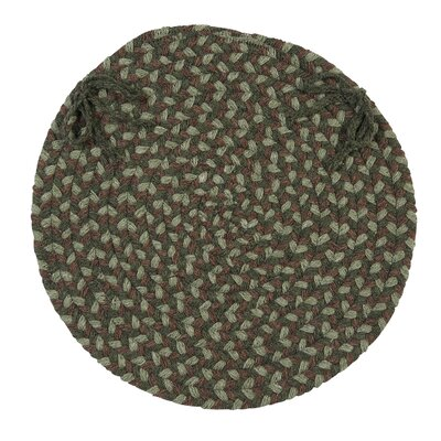 Lettie Dining Chair Cushion Color: Moss Green