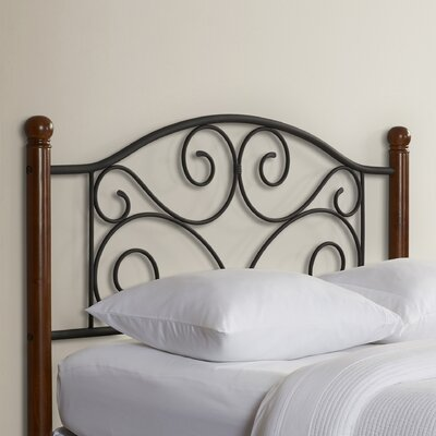 Carpentras Open-Frame Headboard Size: King