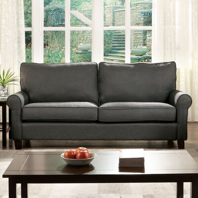 Somerville Modern Sofa Upholstery: Gray