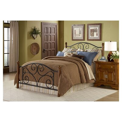 Paschall Storage Panel Bed