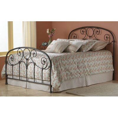 Wolfhurst Metal Headboard and Footboard
