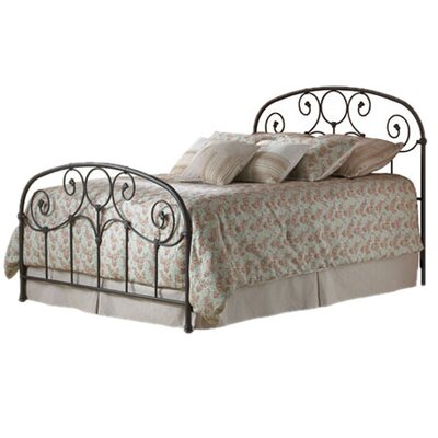 Paschall Traditional Panel Bed