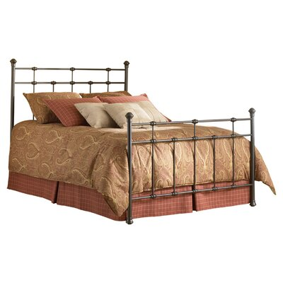 Paschall Panel Bed