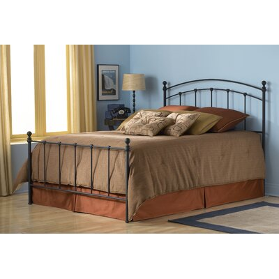 Alcott Hill Leavitt Panel Bed
