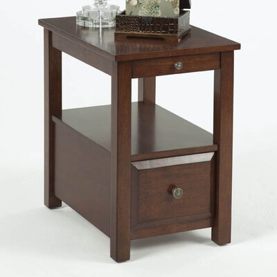 Lowellville Chairside Table
