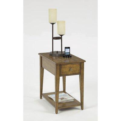 Alcott Hill Vandalia Chairside Table
