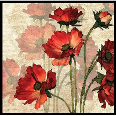 'Bright Flower' 2 Piece Framed Graphic Art Set