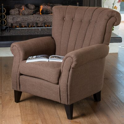 Carroll Channel Armchair