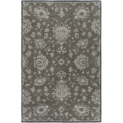 Langport Forest & Light Gray Area Rug Rug Size: 6 x 9