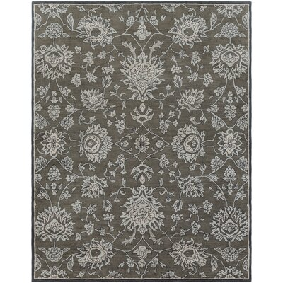 Langport Forest & Light Gray Area Rug Rug Size: 8 x 10