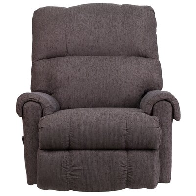 Gurnee Rocker Recliner Upholstery: Gray