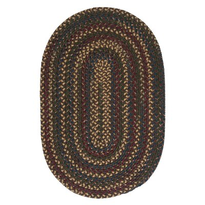 Mclaughlin Area Rug Rug Size: Oval 7 x 9