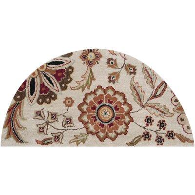Amice Hand-Tufted Area Rug Rug size: Hearth 2' x 4'
