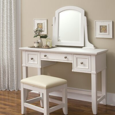 Lafferty Vanity with Mirror