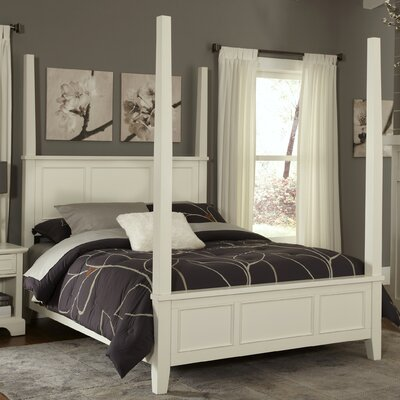Lafferty Four poster Bed Size: Queen