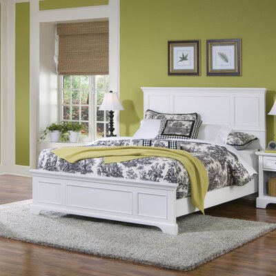 Lafferty King Panel Bed