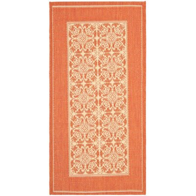 Bexton Natural/Terra Indoor/Outdoor Area Rug