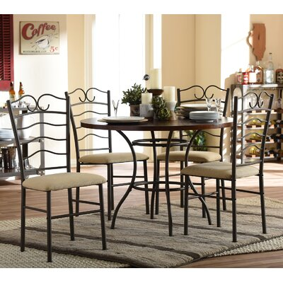 Oriole 5 Piece Dining Set