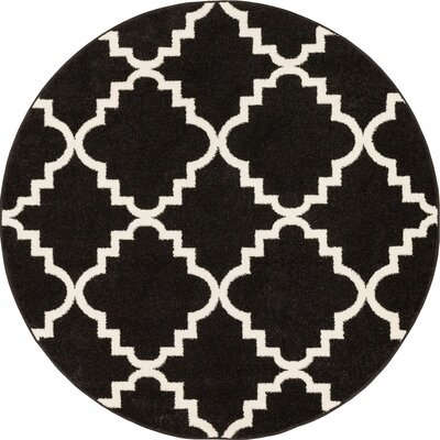 Lewis Black Area Rug