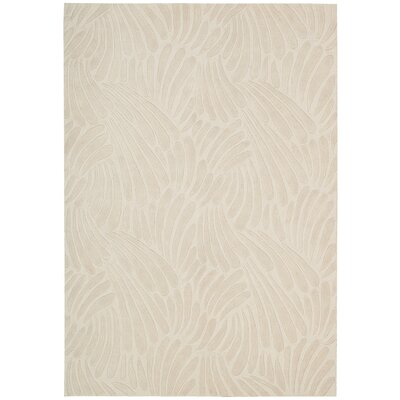 Williston Hand-Tufted Ivory Area Rug