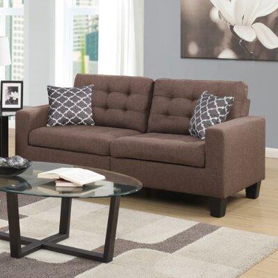 Bateson Sofa Color: Beige