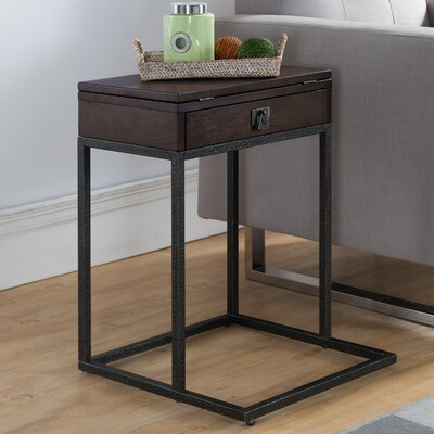 Alcott Hill Hammonds End Table