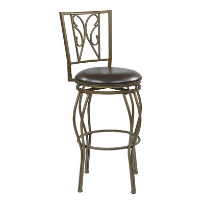 Hanaford 30 Swivel Bar Stool